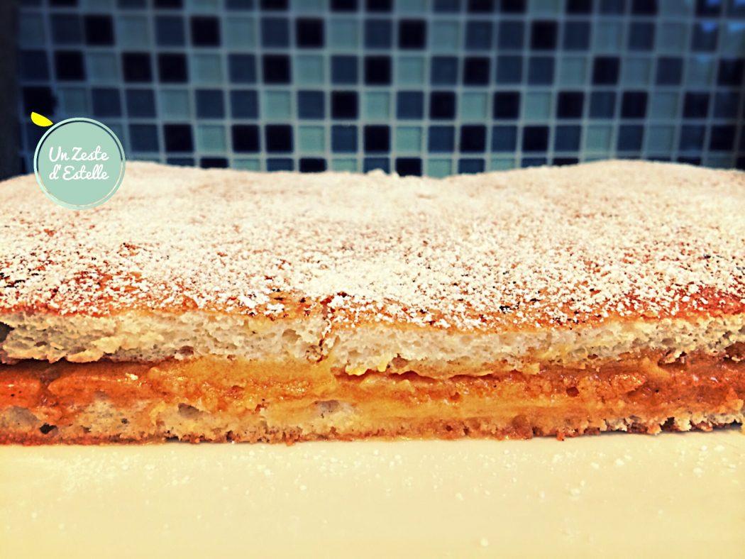 SCOFA, biscuit au caramel et amandes