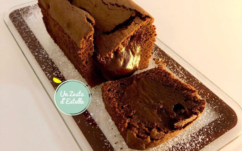 Mi-cuit chocolat l'huile d'olive
