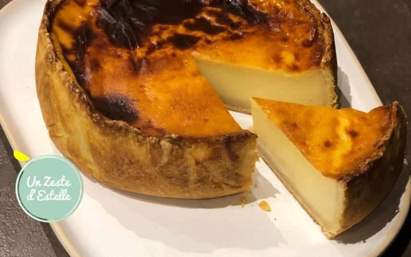 Flan pâtissier à la vanille sans lactose